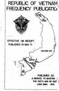 RVN Frequency Publication - 19Nov71